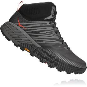 Hoka One One Speedgoat Mid 2GTX Running Shoes Herre anthracite/dark gull grey